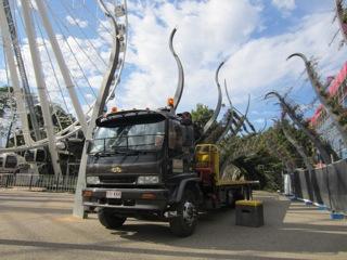 The Wheel and Arbor, Brisbane