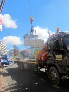 crane truck brisbane